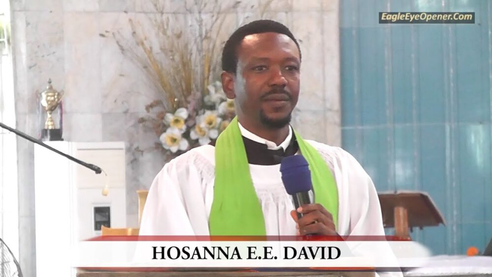 Making Christ Known to Others (The Fifth Gospel) by Hosanna David Image